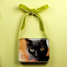 Fun affordable jewelry with photos of your pet.