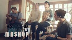 #77 Stand By You/Stand By Me Mashup - Sam Tsui and Casey Breves.