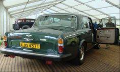 Chassis SBH34777 (1978) Saloon finished in Parkertex