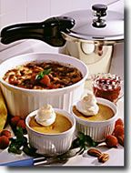 Pressure Cooking Recipes - Our first pressure cooker should arrive any day and I cannot wait to get using it this weekend!  We love our crockpots, but this is just toooooo neat!