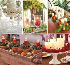 Christmas Table Centerpiece Ideas christmas christmas crafts christmas decor christmas diy christmas centerpieces christmas tables chistmas tutorials christmas dinner tables