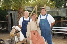 Volunteers | Yesteryear Village | South Florida Fair