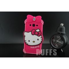 Etui Samsung Galaxy Grand Prime Hello kitty z kamyczkiem G530