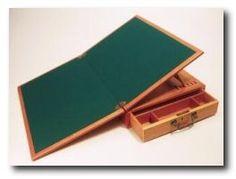 Scrivania portatile di Thomas Jefferson, terzo presidente degli Stati Uniti
