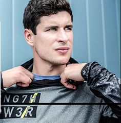 We don't how it's possible, but every year Sid get better looking! Sidney Crosby • Reebok