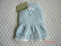 Pinafore Sweater  SMALL  Lt Green by dogoncozy on Etsy, $19.00
