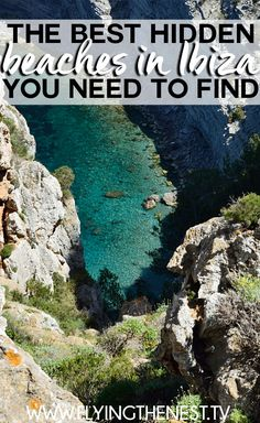 THE BEST HIDDEN BEACHES YOU NEED TO FIND IN IBIZA