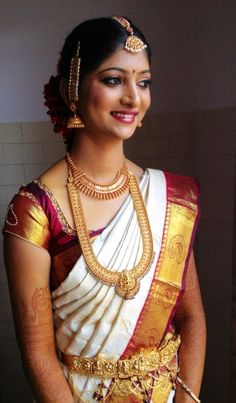 #Marsala and gold for an #Indian #wedding.