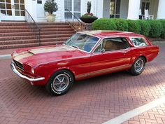 Posted it just because of the funny curiosity of it.   MustangWagons: Mustang Wagon 302 5.0L Engine