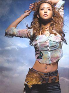 TRex's Entertainment Beat: Namie Amuro- Come (Male version) Fashion Line, Asian Fashion, Fashion Art, Japanese Beauty, Asian Beauty, Prity Girl, Good Girl, Cute Korean Girl, Entertainment