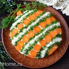 Salad Design, Food Design, Amazing Food Decoration, Cute Food, Yummy Food, Delicious Recipes, Food Garnishes, Creative Food, Food Plating