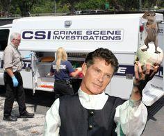 Mineral water could make 'CSI: Ashland' hard to swallow