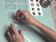 tutorial on making resin jewelry Love it ~ must try! #ecrafty
