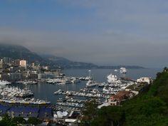 Monte-Carlo sous une petite brume de chaleur