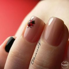 Simple Nail Art Designs That You Can Do Yourself – Your Beautiful Nails Cute Nail Art, Easy Nail Art, Cute Nails, Pretty Nails, Simple Nail Art Designs, Cute Nail Designs, Hair And Nails, My Nails, Disney Nails