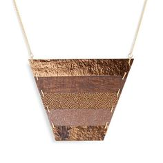 Fab.com | Geo-Inspired Necklaces & Earrings