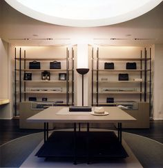 Connoly / Londres / store / luxury / fashion 2000
