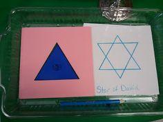 My Montessori Classroom: Hanukkah