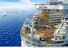 Royal Caribbean Oasis - Been there!