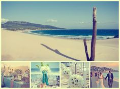 Wedding on the Beach - Playa de Bolonia, Cadiz