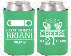 21st Birthday Ideas, 21st Birthday Party Favors, Birthday Party Items, Birthday Party Favors for Adults, Birthday Party Ideas (20007)