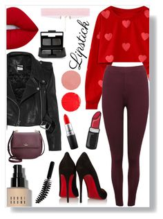 """""""Untitled #239"""" by gina-cremont ❤ liked on Polyvore featuring beauty, Lime Crime, Bobbi Brown Cosmetics, Vetements, M&Co, Christian Louboutin, Wander Beauty, NARS Cosmetics, MAC Cosmetics and LORAC"""