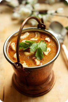 Kaju Masala Curry ~ Cashew Curry