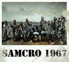 Sons of Anarchy Motorcycle Club Redwood Original