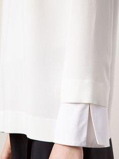 Идеи переделок блузок (трафик) / Блузки / ВТОРАЯ УЛИЦА
