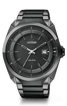 Citizen Eco-Drive Men's Bracelet AW1018-55E Men's Bracelets