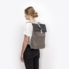 Bags from Indie Boutiques Lotus, In China, Peta, Laptop Backpack, Leather Backpack, Modern Tech, Muddy Waters, Save The Children, Green Bag