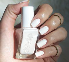 Essie Gel Couture-Review + Swatches
