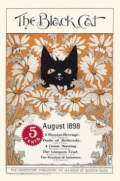 Black Cat 1898-08
