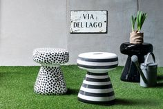 Gervasoni INOUT Stools - Best of Salone Del Mobile 2015 | Yellowtrace