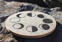 The moon phases hoop
