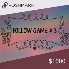 FOLLOW GAME Like, tag (@), and share! 😊 Michael Kors Bags