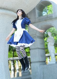 Alice cosplay of Alice: Madness Returns by mussum (S2um)