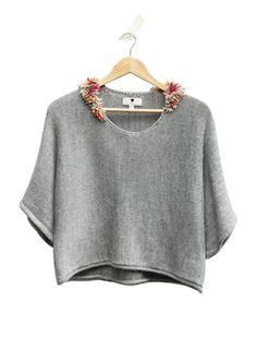 Primoeza tuft sweater