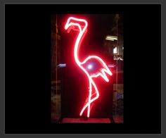 neon signs | pink flamingo neon sign flamingo neon sign available in neon pink ...