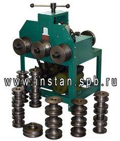 Hydraulic pipe bender TPG-1,25B Instal