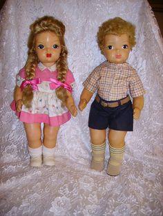 Vintage 1950s Terri Lee/Jerri Lee Dolls Patent Pending Tagged Dress