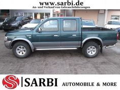 Ford Ranger 2.5TD Doppelkabine XLT 4x4 Klima - 5