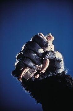 """""""King Kong"""" Jessica Lange 1976 Paramount"""