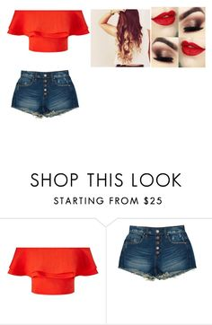 """""""Untitled #2189"""" by aurorazoejadefleurbiancasarah ❤ liked on Polyvore featuring Miss Selfridge and BLANKNYC"""