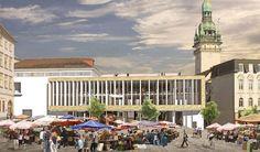 V Brně otvírá unikátní tržnice s potravinami - Vitalia. Paris Skyline, Street View, Travel, Viajes, Trips, Traveling, Tourism, Vacations