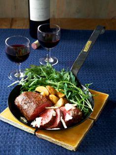 フライパンで完成! 本場さながらの本格味|『ELLE gourmet(エル・グルメ)』はおしゃれで簡単なレシピが満載!