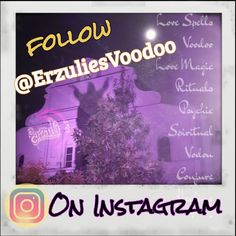 Join @ErzuliesVoodoo on Instagram for an up close view of the happenings around the Voodoo shop and the streets of the French Quarter! #NewOrleans, #FrenchQuarter,  #Voodoo, #Rituals, #Magic, #StreetLife, #NOLA,  #BigEasy, #FollowYourNola, #Spirits,  #Haunted,  #CityoftheDead