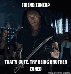 Lol some of the memes for The Mortal Instruments: City of Bones movie! This is just one of many ~