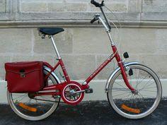 Peugeot pliant 198? (ou bici plegable BH)