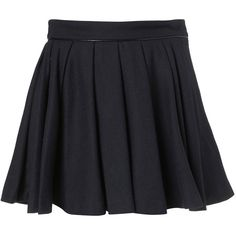 Flannel Full Skirt (28 AUD) ❤ liked on Polyvore featuring skirts, bottoms, saias, women, full skirt, flannel skirt, navy skirt and navy blue skirt